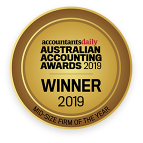 Accountants daily Australian accounting award winner 2019
