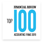 Financial Review top 100 accounting firms 2019